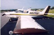 Aircraft at the Currituck County Regional Airport